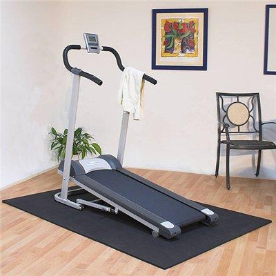 Один из самых популярных аксессуаров для беговых дорожек - специальный коврик, который прокладывается под тренажер...
